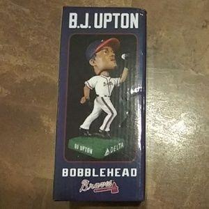 Atlanta Braves B.J. Upton 2 Bobblehead